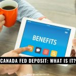 what are canada fed deposits