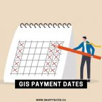 gis payment dates